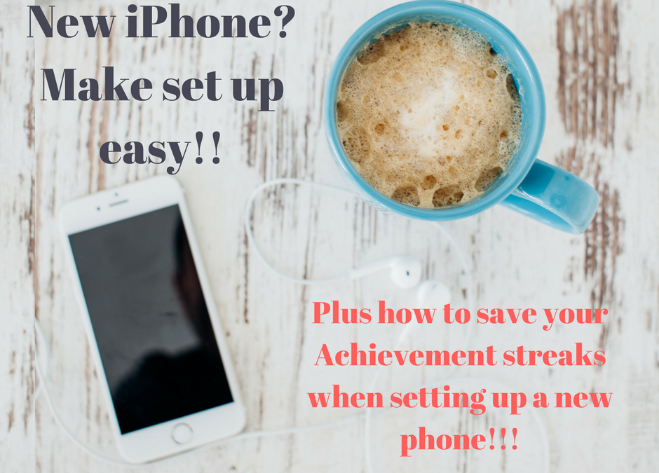 Setting up a new iPhone? Make it easy!!