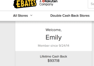 eBates, Emily Baker, Black Friday Deals, Black Friday Shopping