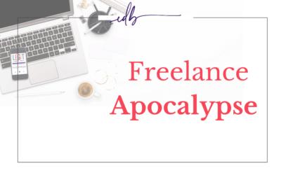 California's Freelance Apocalypse has begun.