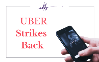 UBER Strikes Back